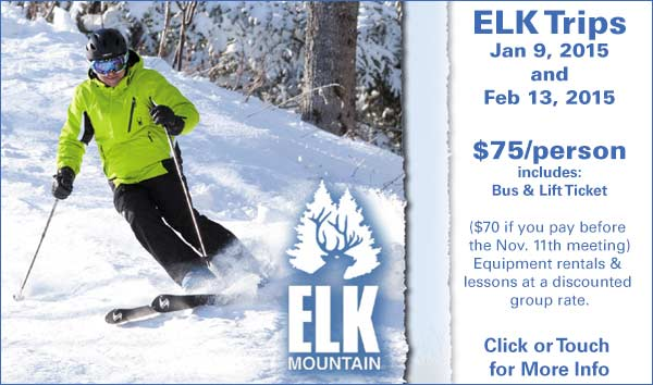 Elk Mountain Trips